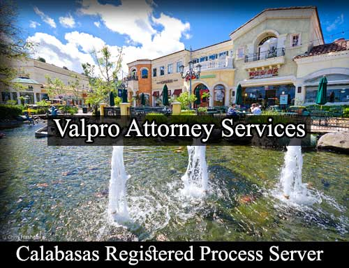 Calabasas California Registered Process Server