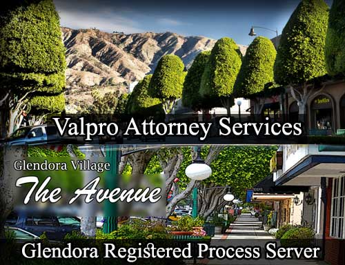 Registered Process Server Glendora
