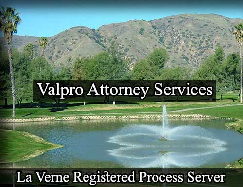Registered Process Server La Verne