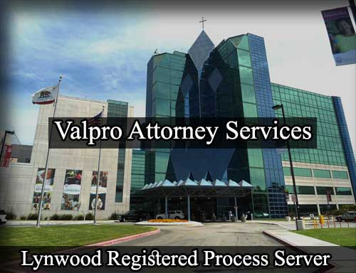 Registered Process Server Lynwood