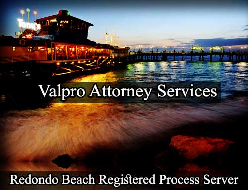Registered Process Server Redondo Beach