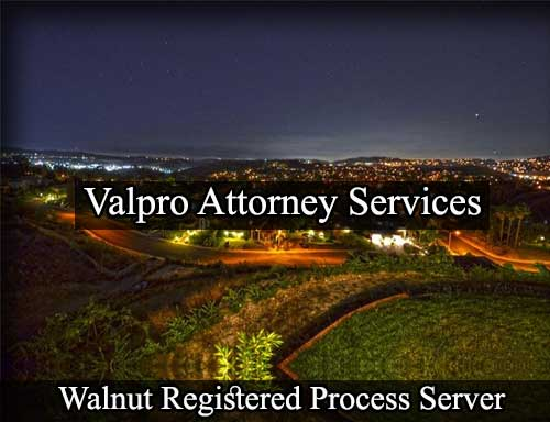 Walnut Registered Process Server