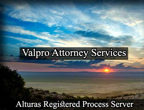 Alturas Registered Process Server