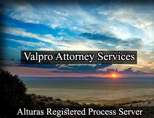 Alturas California Registered Process Server
