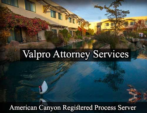 American Canyon Registered Process Server