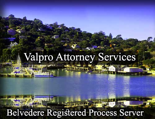 Belvedere Registered Process Server
