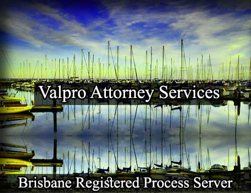Brisbane California Registered Process Server