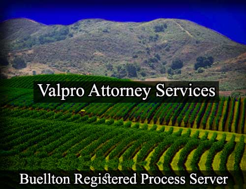 Buellton Registered Process Server