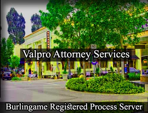 Burlingame Registered Process Server