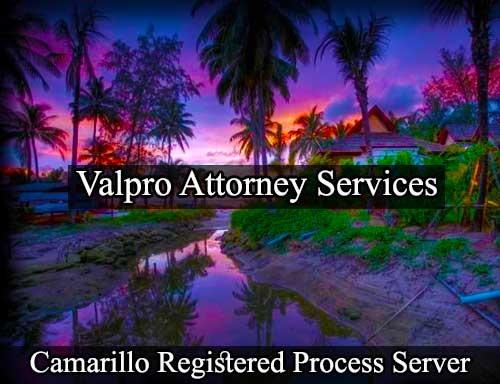 Camarillo Registered Process Server