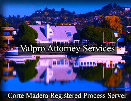 Corte Madera Registered Process Server