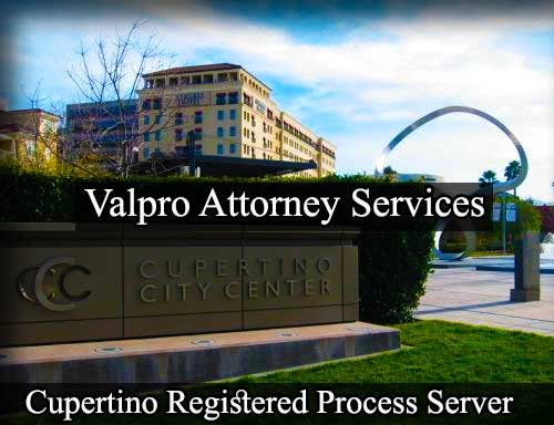 Cupertino Registered Process Server