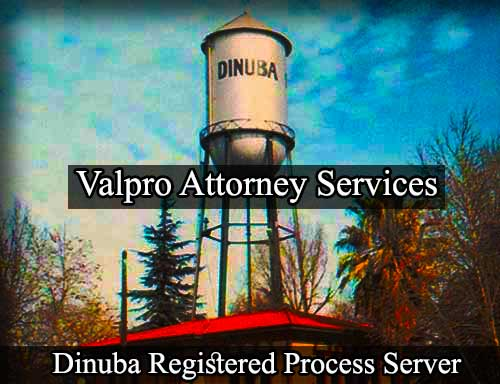 Dinuba Registered Process Server