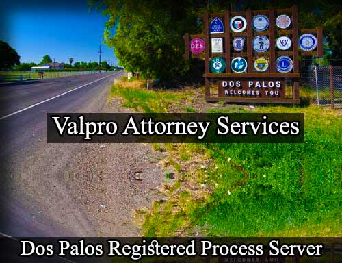 Dos Palos Registered Process Server