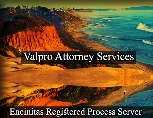 Encinitas Registered Process Server