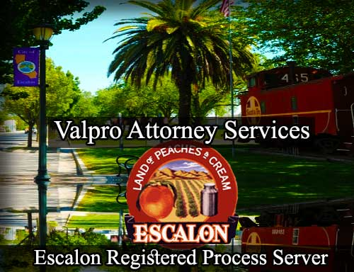 Escalon Registered Process Server