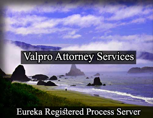 Eureka Registered Process Server