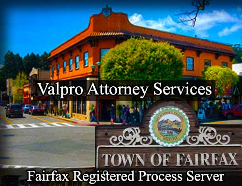 Fairfax Registered Process Server