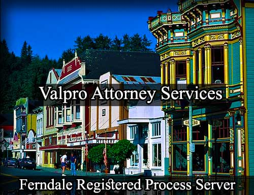Ferndale Registered Process Server