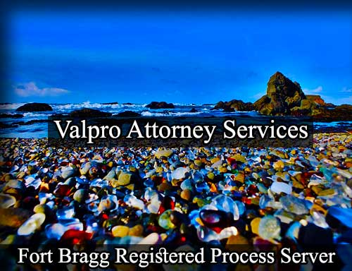 Fort Bragg Registered Process Server