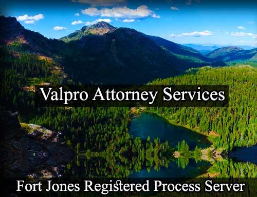 Fort Jones Registered Process Server