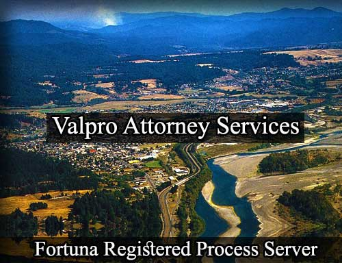 Fortuna Registered Process Server