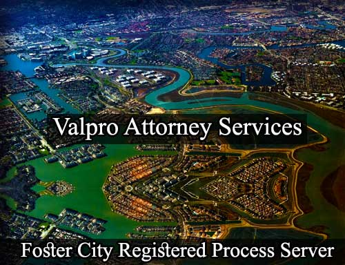 Foster City Registered Process Server