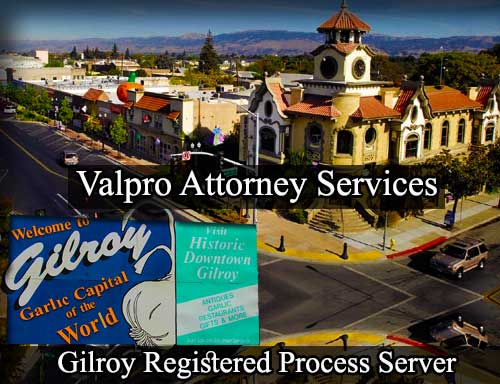 Gilroy Registered Process Server