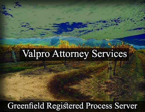 Greenfield Registered Process Server