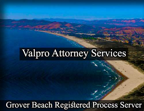 Grover Beach Registered Process Server