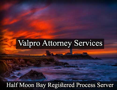 Half Moon Bay Registered Process Server