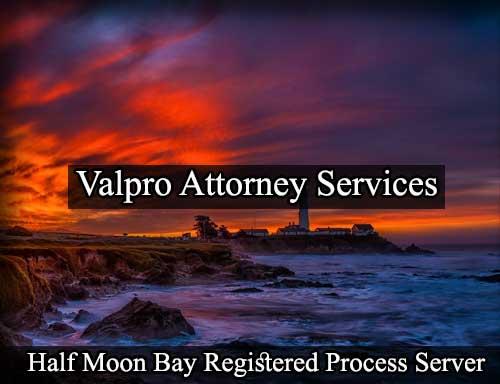 Half Moon Bay Registered Process Server