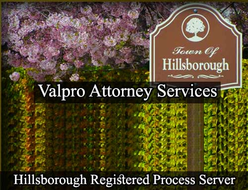 Hillsborough Registered Process Server