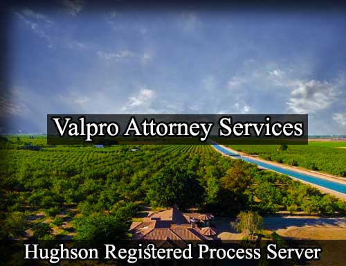 Hughson Registered Process Server