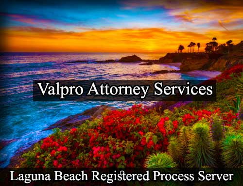 Laguna Beach Registered Process Server