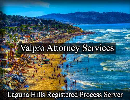 Laguna Hills Registered Process Server