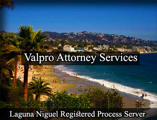 Laguna Niguel Registered Process Server