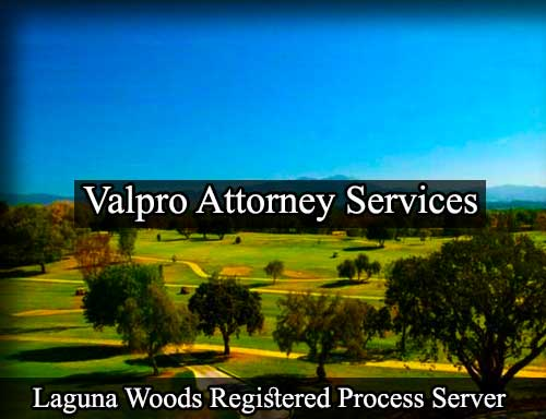 Laguna Woods Registered Process Server