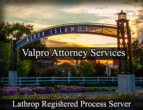 Lathrop Registered Process Server