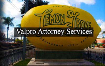 Lemon Grove Registered Process Server
