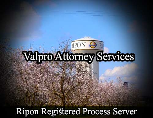 Ripon Registered Process Server