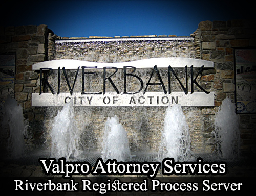 Riverbank Registered Process Server