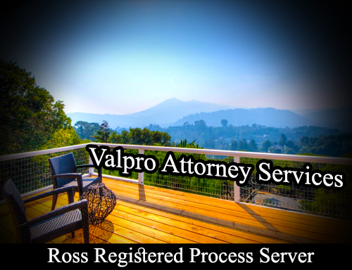 Ross Registered Process Server