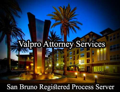 San Bruno Registered Process Server