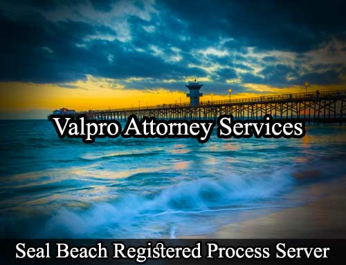 Seal Beach Registered Process Server