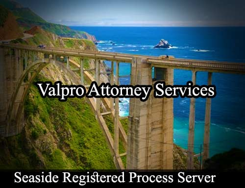 Seaside Registered Process Server
