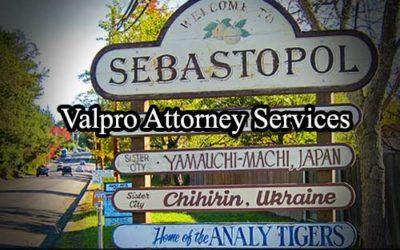 Sebastopol Registered Process Server