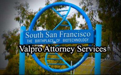 South San Francisco Registered Process Server