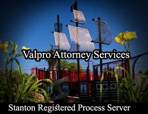 Stanton Registered Process Server
