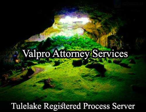 Tulelake Registered Process Server